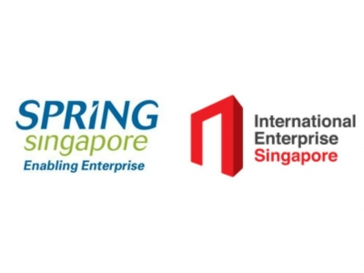 ENTERPRISE SINGAPORE (FLOOR STAND DIGITAL SIGNAGE)